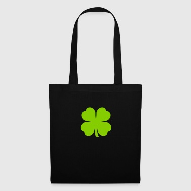 Trèfle 4 feuilles - Tote Bag