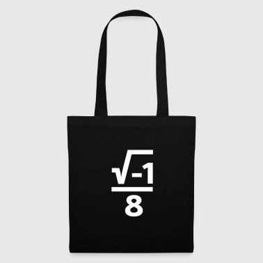 I Over Eight - Tote Bag
