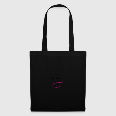 Be kind mouth - Tote Bag