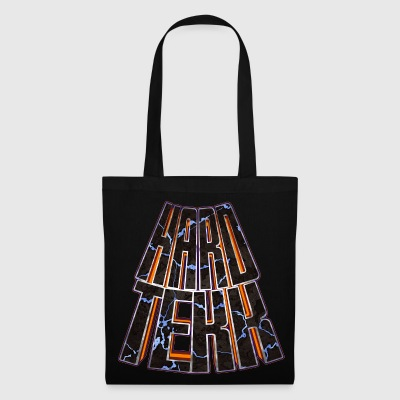 lettrage HardTekk 3D 012 - Tote Bag