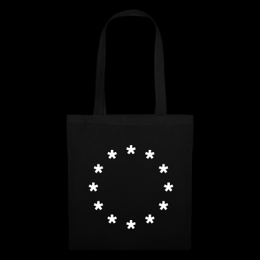 Asterisk Europe Bag - Tote Bag