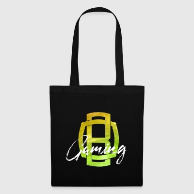 OB Gaming / lettrage blanc - Tote Bag