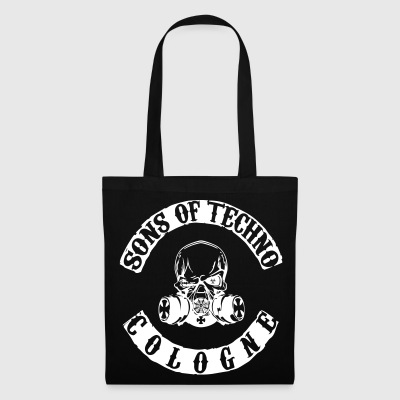 Fils de Techno - Tote Bag