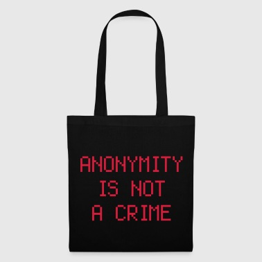 anonymity - Tote Bag