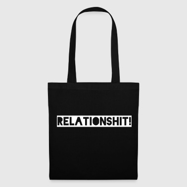 relation Shit - Tote Bag