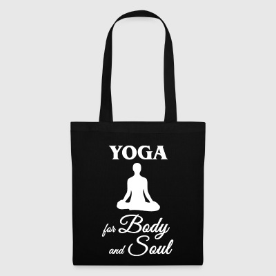 Yoga pour Body and Soul - Tote Bag