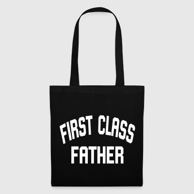 First Class Father - Stoffbeutel