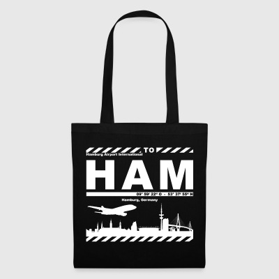 Hamburg Airport HAM Supporter - Tote Bag