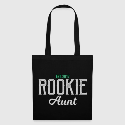 New Aunt rookie auntie gift - auntie - Tote Bag