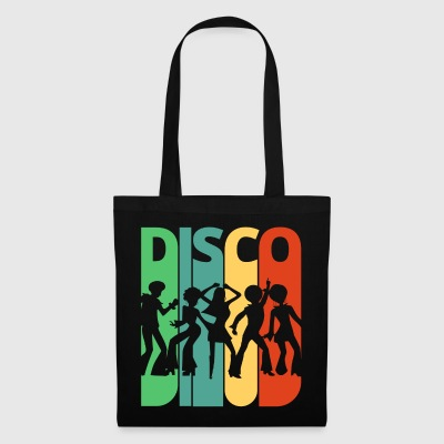 Vintage Retro Disco Dancing. Birthday, Party Gifts - Tote Bag