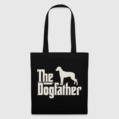 The Dogfather - Rhodesian Ridgeback - Tote Bag