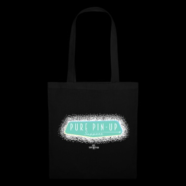 Pure Pin-Up support - Tote Bag
