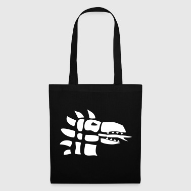 Dragon | Dragon head Dragons | Fire | reptile - Tote Bag