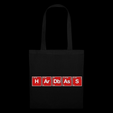 Hardbass Hardstyle periodic table of elements PSE - Tote Bag