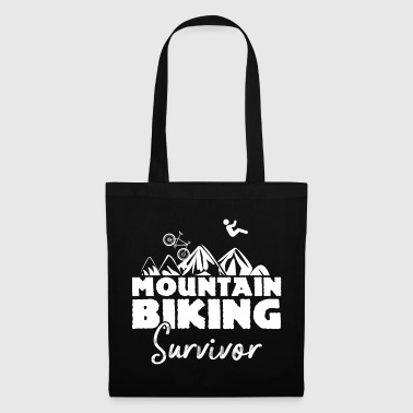 Mountainbiking Survivor - Tote Bag