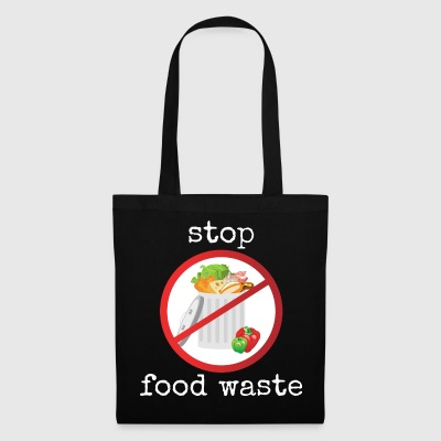 Stop food waste - Tote Bag