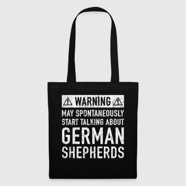 Original German Shepherd Gift: Order Here - Tote Bag