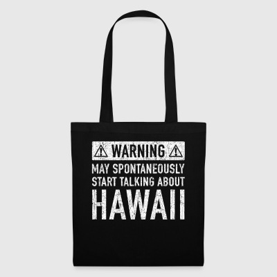 Original Hawaii Gift: Order Here - Tote Bag