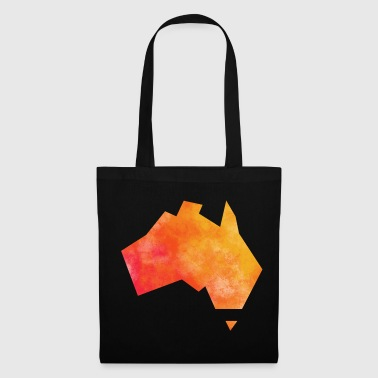 Map Australia - Tote Bag
