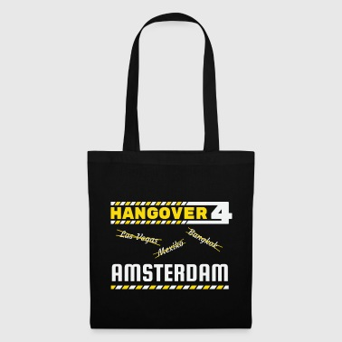 Hangover Party Amsterdam Holland Netherlands Travel - Tote Bag