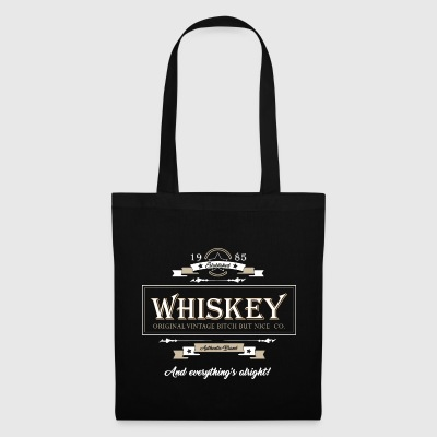 Whisky - Marque authentique - Tote Bag