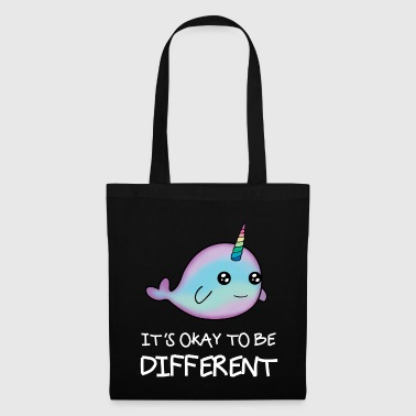 It´s ok to be different | Tasche - Tote Bag