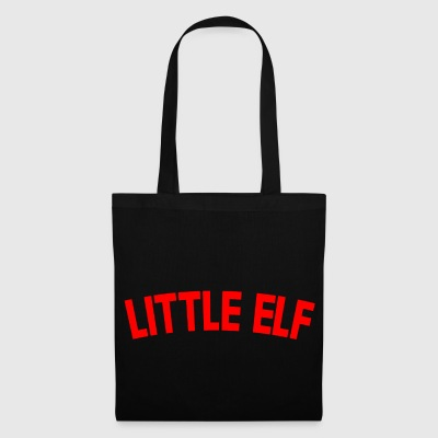 Little Elf Christmas Gifts til barn og baby. - Stoffveske