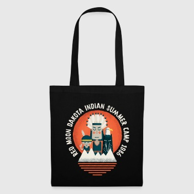 indian summer camp - Tote Bag