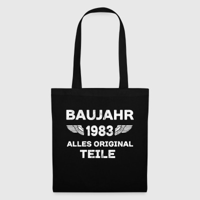 Year 1983 - All original parts - Tote Bag