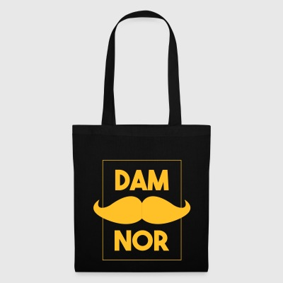 Damnor in Gold (H) - Tote Bag