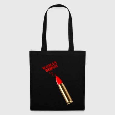 Women's Weapons Funny Design For Them - Tote Bag