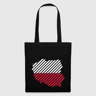 Striped Poland Country - Tote Bag