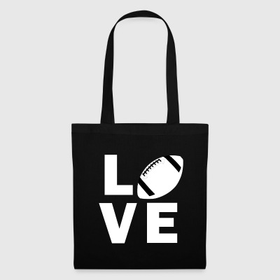 Love football - Tote Bag