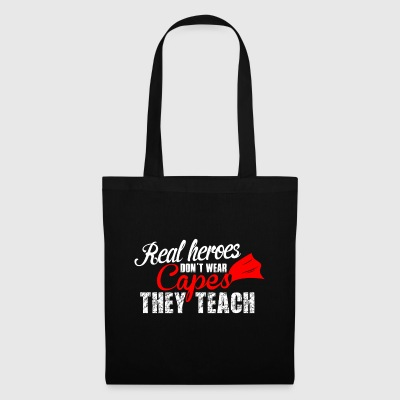 Teacher Heroes T-Shirt English - Tote Bag