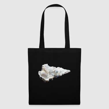 A shell that reminds of the holiday - Tote Bag