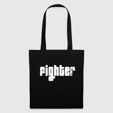 blanc Fighter - Tote Bag