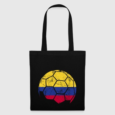 Colombie Ballon de football Football - Tote Bag