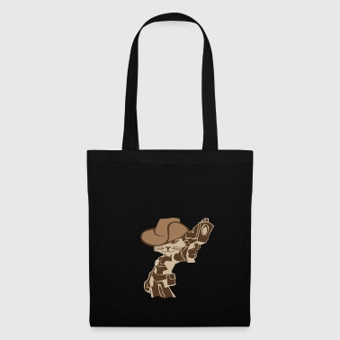 Funny gangster cat - cats gift ratchet - Tote Bag