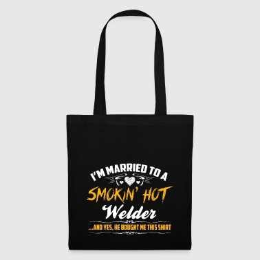 Married welder - Tote Bag