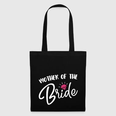 Womens Faux Gold Diamond Bridal Mother's Day Party - Tote Bag