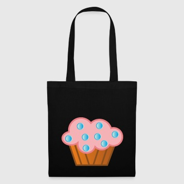 Muffin rose - Tote Bag