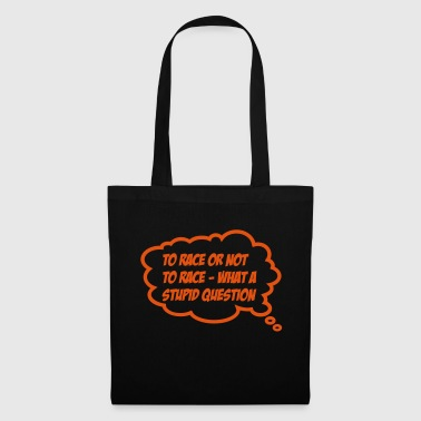 2541614 13556602 race - Tote Bag