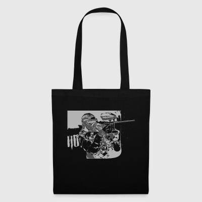 Paintball - Tote Bag
