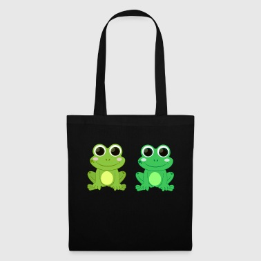 cute frogs - Tote Bag