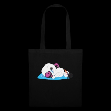 Defeated Snowman Dead Dead Snowman - Tote Bag