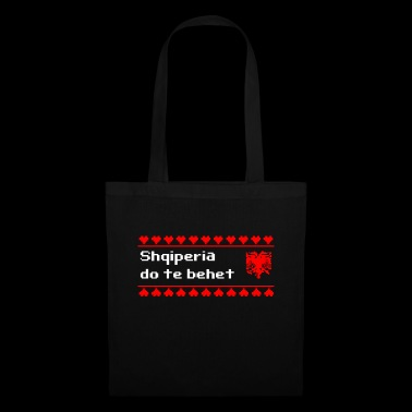 Albania is made - Tote Bag