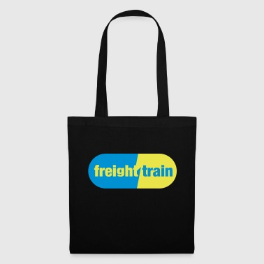 Freight Train - Tote Bag