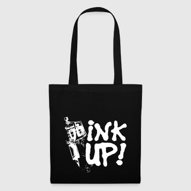 Ink Up Tattoos tattooed - Tote Bag