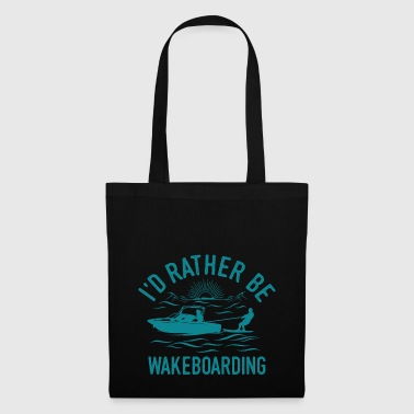 Wakeboarder Wakeboarding Shirt Cool Funny Gift - Tote Bag