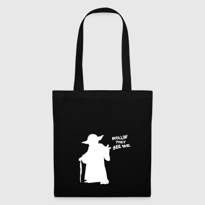 Rollin « They See Me - Tote Bag